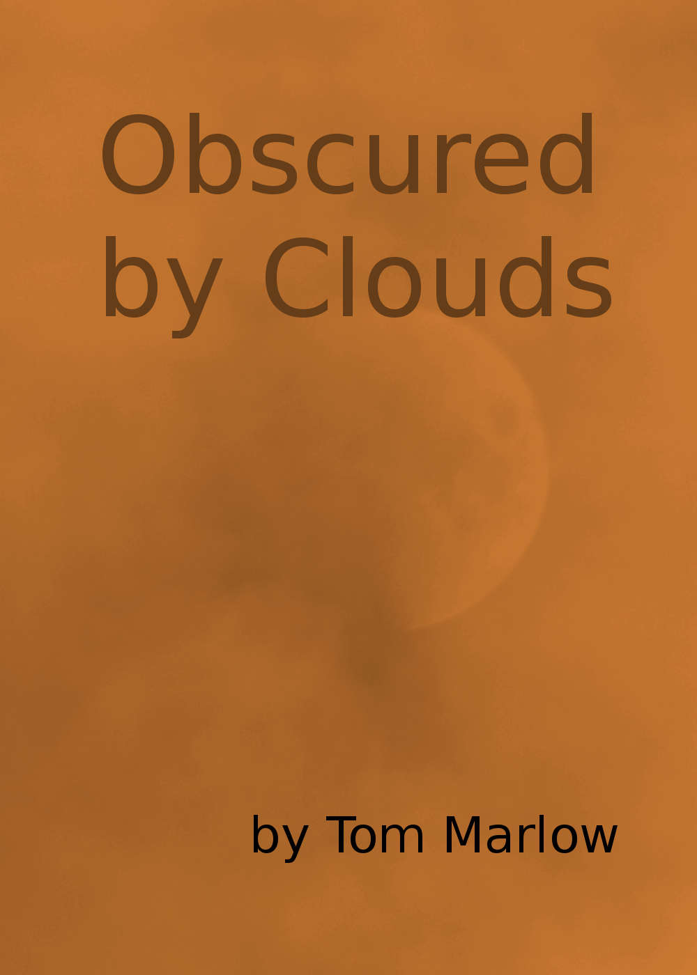 Obscured by Clouds cover